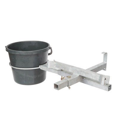 Scaffold & bucket attachment